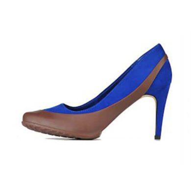 Женские галоши на туфли с каблуком 36-39 размер, коричневый цвет