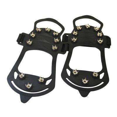 Ледоходы (антискользители) для обуви, предотвращают скольжение в гололед, размер M