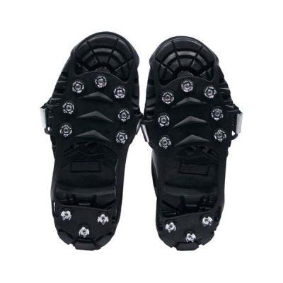 Ледоходы (антискользители) для обуви, предотвращают скольжение в гололед, размер M-2