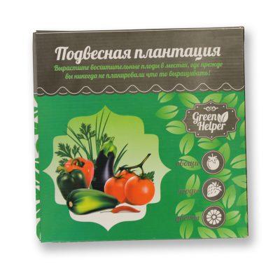 Плантация для выращивания растений в домашних условиях.