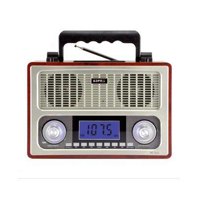 Радиоприемник БЗРП РП-311 используется для прослушивания музыкальных программ и команд оповещения.