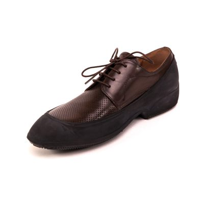 Мужские галоши 45-46 размер, черный цвет, открытые