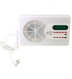 Радиоприемник Россия ПТ-223 используется для воспроизведения трех программ.