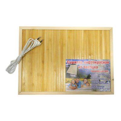 Сушилка для фруктов универсальная, инфракрасная. Из бамбука.