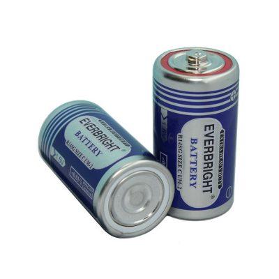 Батарейка круглая Everbright R14 1.5V