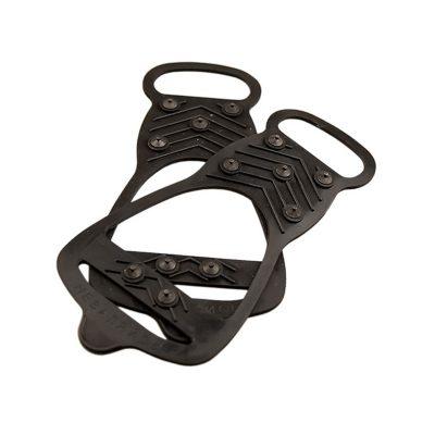 Ледоходы (антискользители) для обуви, предотвращают скольжение в гололед, размер L (38-45)