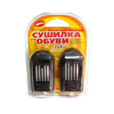 Сушилка для обуви ДиК электрическая, черный цвет.