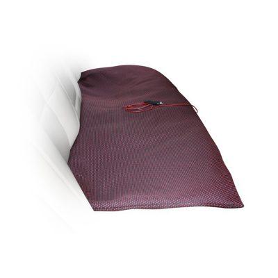 Грелка для сиденья автомобиля размером 60х122 см с подогревом.