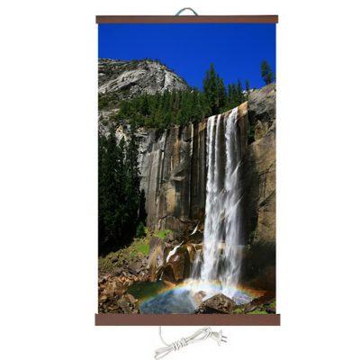 Настенный обогреватель картина «Водопад» для дома.