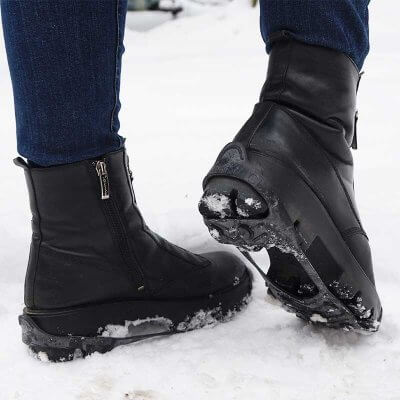 Ледоходы (антискользители) для обуви, предотвращают скольжение в гололед
