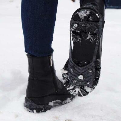 Ледоходы (антискользители) для обуви. предотвращают скольжение в гололед